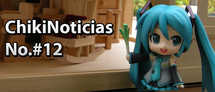 ChikiNoticias No.#12 – Novias Virtuales, Clannad al PS3, IT'S a TRAP