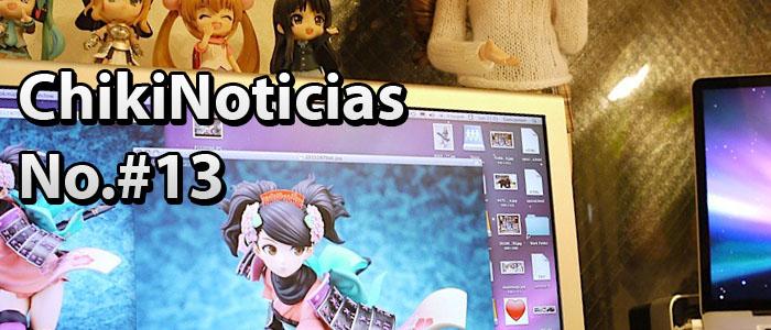 ChikiNoticias #13 – Zombies + K-ON!, Sora No otoshimono al Cine, Mini GeoFront, PlugSuits