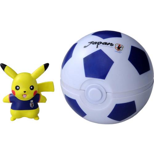 pikachu pokebola Japón Brasil 2014 akai