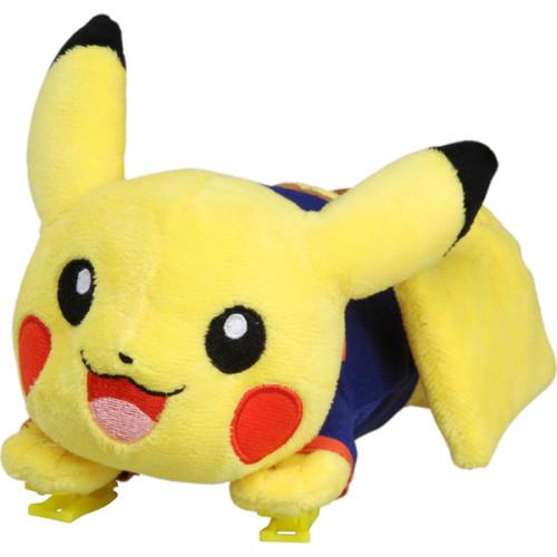 peluche pikachu japón Brasil 2014 akai
