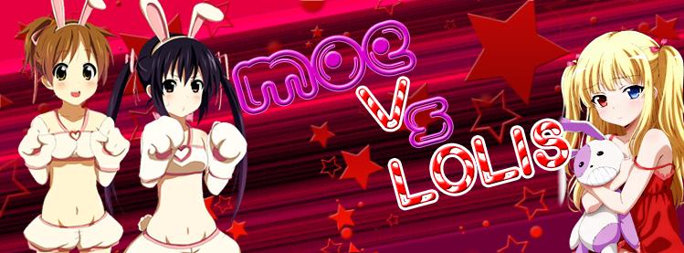 Alianza Anime Podcast 48: MOE vs LOLIS = ¿Qué prefieres una MOE o una LOLI y por que?