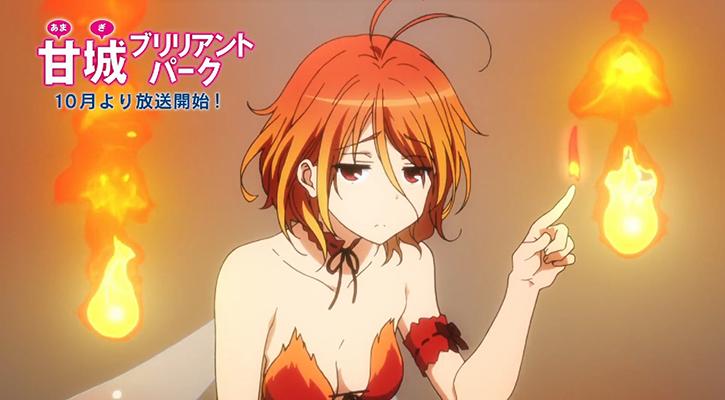 Vídeo promocional del anime Amagi Brilliant Park