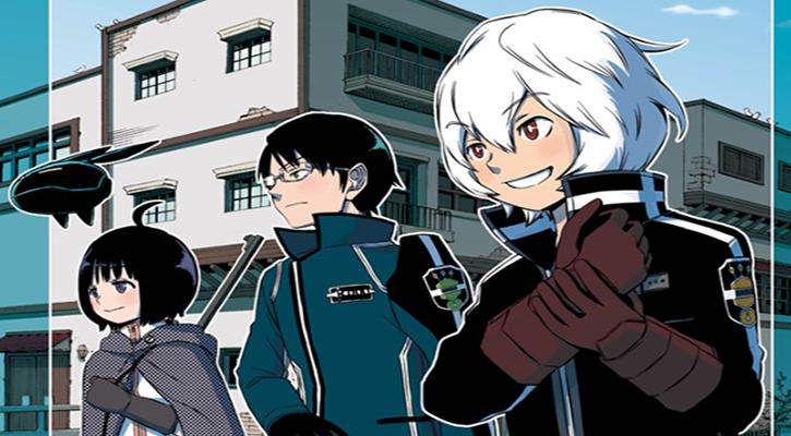 Ya tiene fecha en Japón el anime World Trigger