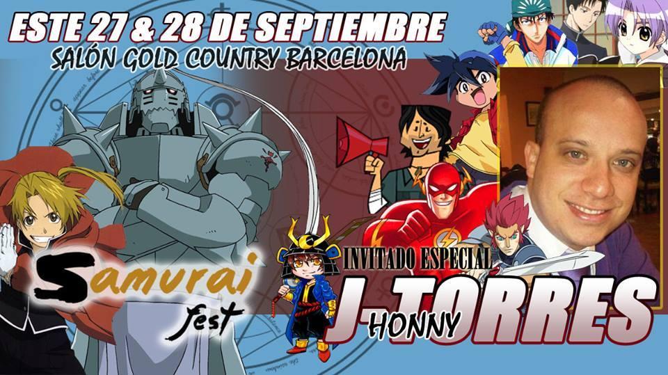I Samurai Fest 27 – 28 de Septiembre (Barcelona – Anzoategui – Venezuela)