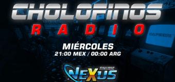 Cholofinos Radio (1er Temporada) – Programa 1