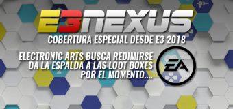 [E3NEXUS] Electronic Arts: Anthem y Battlefield V se llevan el show, dura derrota para las Loot Boxes