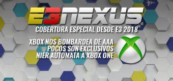 [E3NEXUS] XBOX: Microsoft sorprende con lanzamientos AAA, la gran mayoria sin ser exclusivos