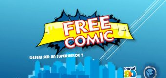 Free Comic! – 24 de Enero (Bogota – Colombia)