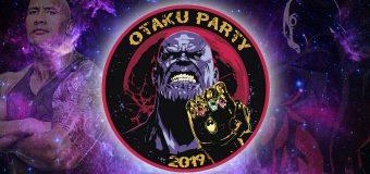 OTAKU PARTY 2019 13 y 14 de Abril (Bucaramanga – Colombia)