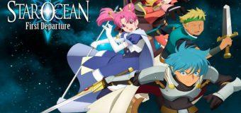 [Juego] Star Ocean: First Departure R llega a occidente en diciembre
